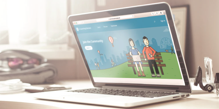 Join the Articulate E-Learning Heroes Community