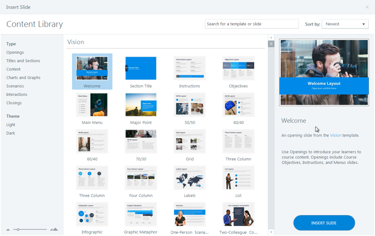 New in Articulate Storyline 360