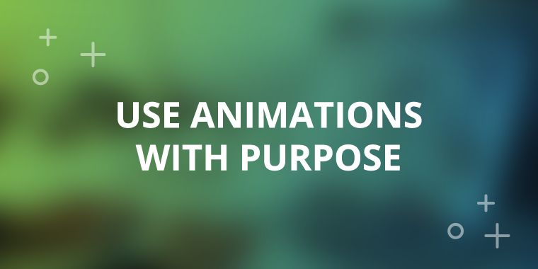 Animations in eLearning