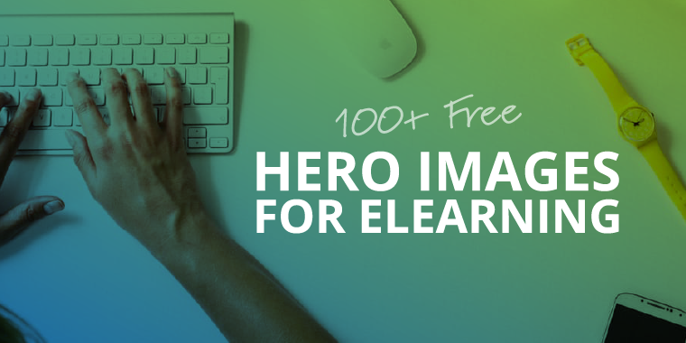 hero images for eLearning