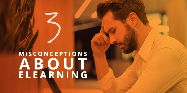 3 misconceptions about eLearning by tim slade