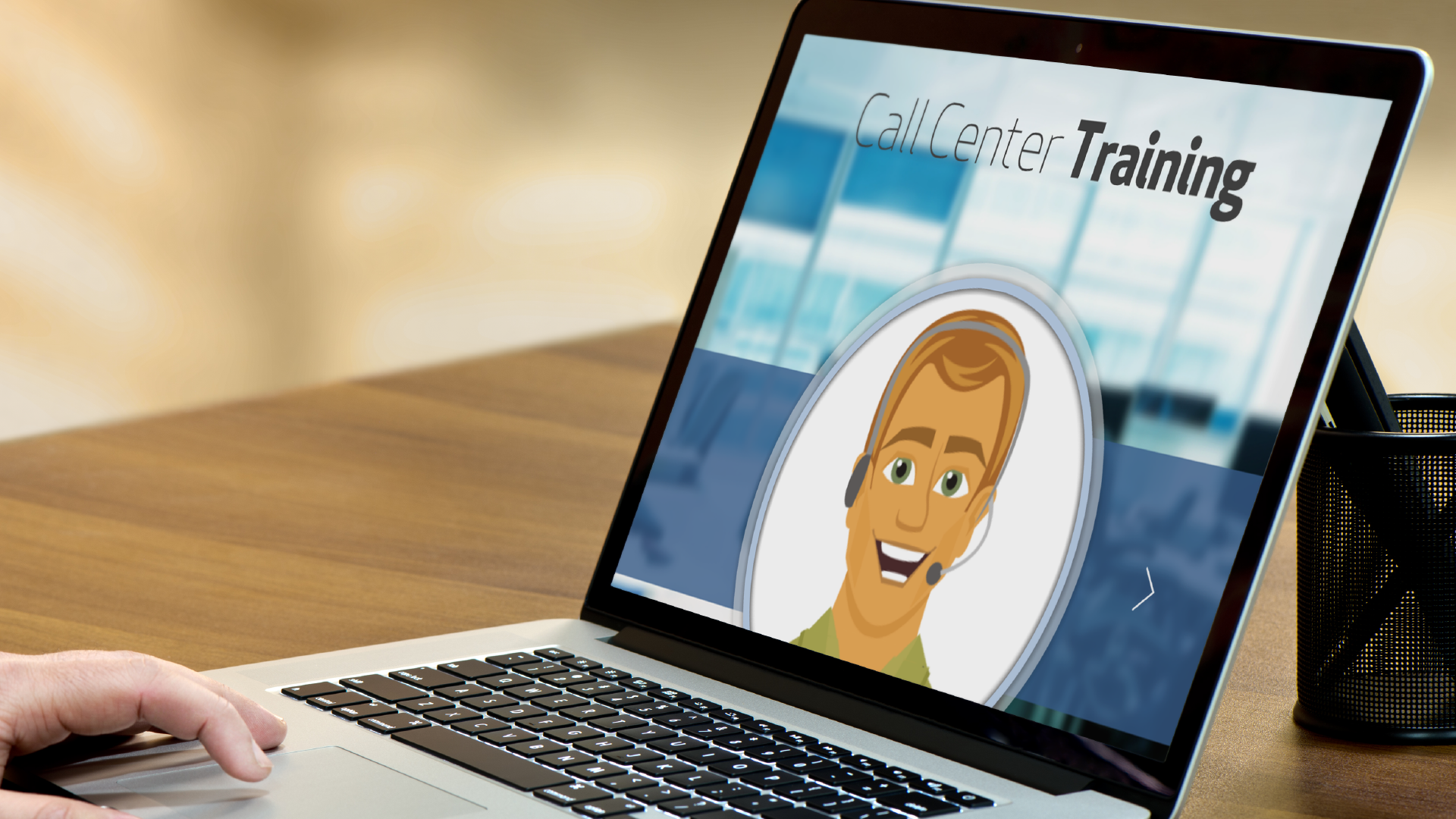 Tim Slade's eLearning Portfolio | Dealing with Angry Customers | Custom eLearning Development & Design