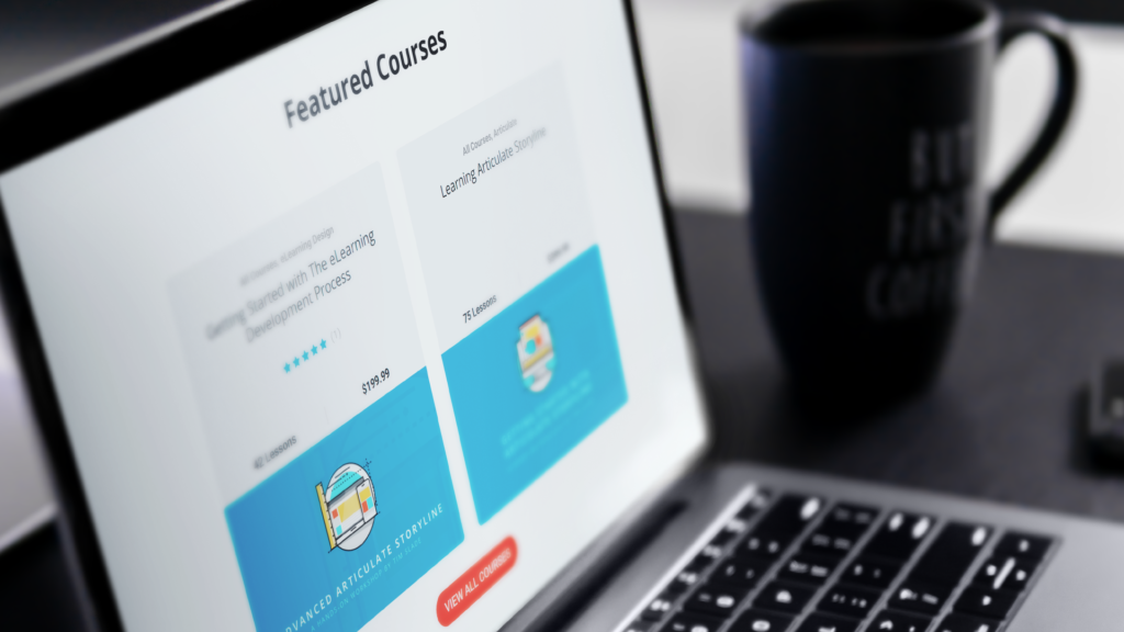 Online Courses for New eLearning Designers by Tim Slade