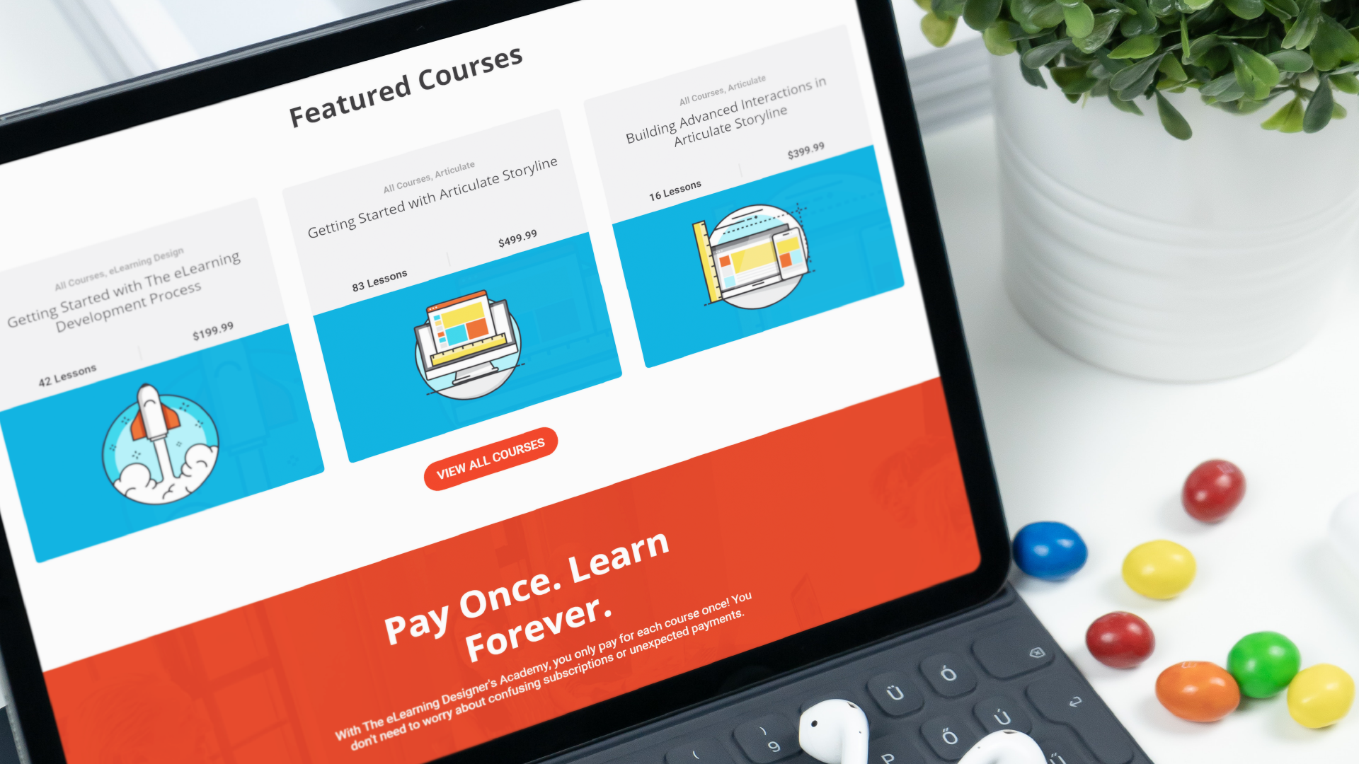 Check Out A Sneak Peek of The eLearning Designer's Academy by Tim Slade eLearning blog