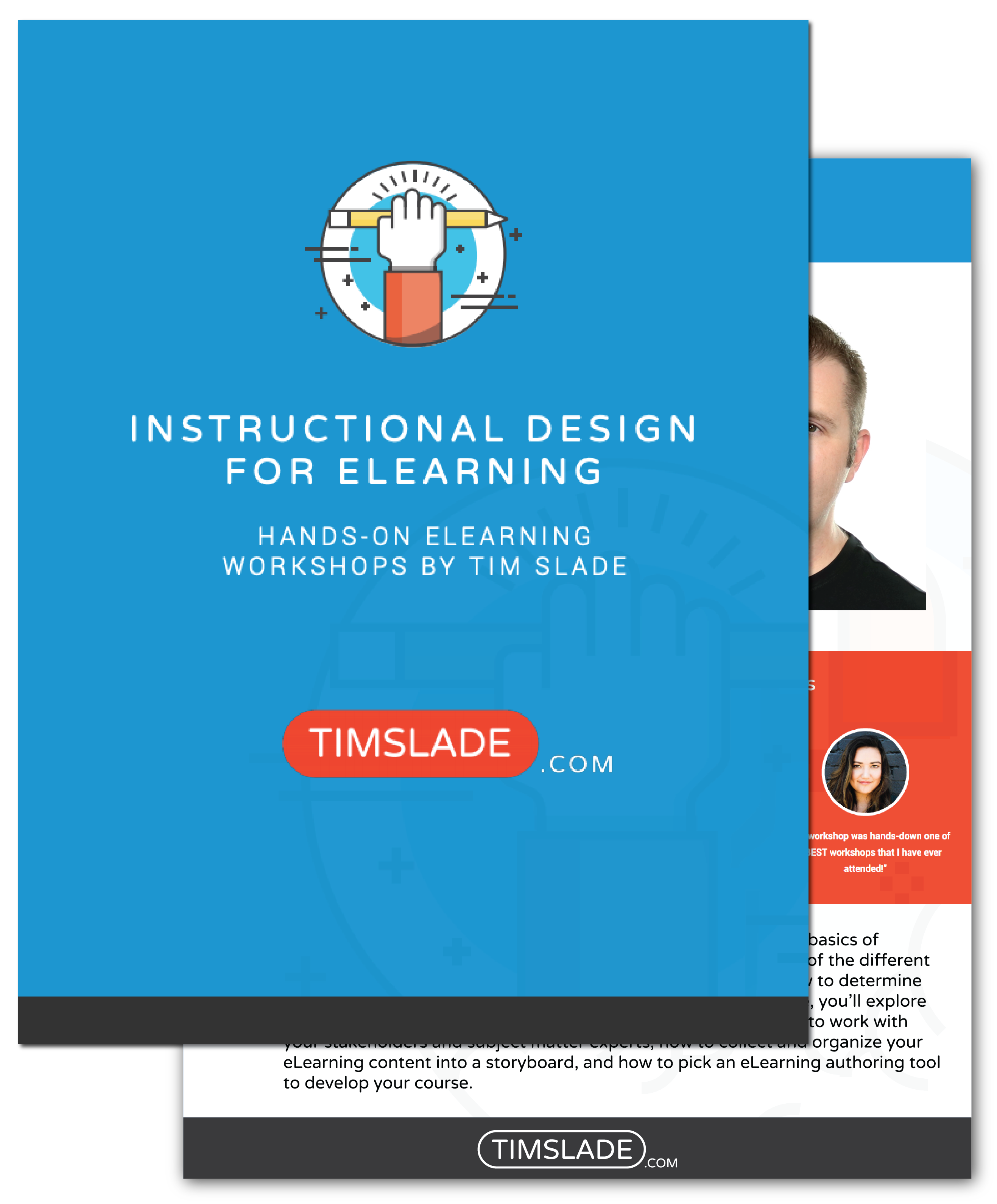 Instructional Design for eLearning - eLearning Workshops by Tim Slade